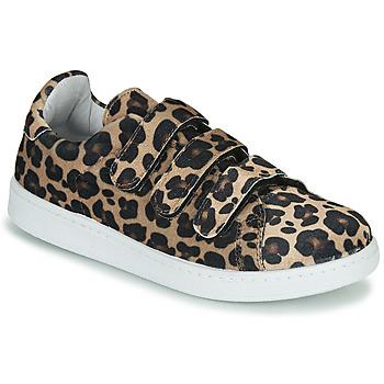 Skor Dam Sneakers Yurban LABANE Leopard