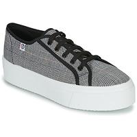 Skor Dam Sneakers Yurban SUPERTELA Svart / Vit