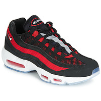 Skor Herr Sneakers Nike AIR MAX 95 Svart / Röd