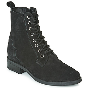 Skor Dam Boots Esprit CICILY LB Svart