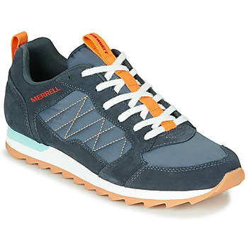 Skor Herr Sneakers Merrell ALPINE SNEAKER Blå / Orange