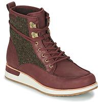 Skor Dam Boots Merrell ROAM MID Bordeaux