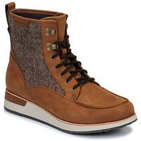 Skor Dam Boots Merrell ROAM MID Brun