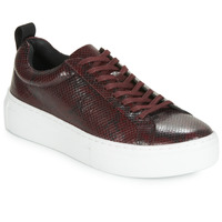 Skor Dam Sneakers Vagabond ZOE PLATFORM Bordeaux