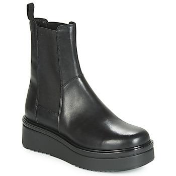 Skor Dam Boots Vagabond TARA Svart
