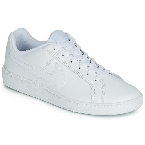 Skor Herr Sneakers Nike COURT ROYALE Vit