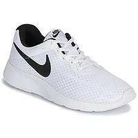 Skor Herr Sneakers Nike TANJUN Vit / Svart