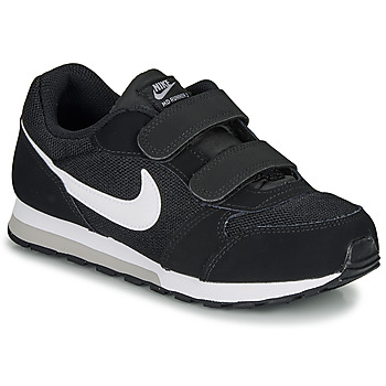 Skor Barn Sneakers Nike MD RUNNER 2 PRE-SCHOOL Svart / Vit