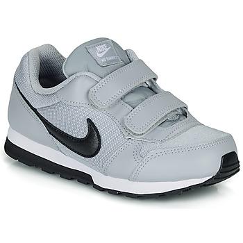 Skor Barn Sneakers Nike MD RUNNER 2 PRE-SCHOOL Grå / Svart