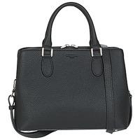 Väskor Dam Handväskor med kort rem Hexagona MADRID Svart