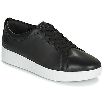 Skor Dam Sneakers FitFlop RALLY Svart