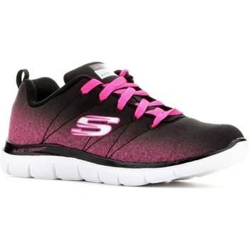 Skor Barn Sneakers Skechers Skech Appeal 20 Svarta, Rosa
