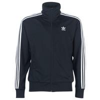 textil Herr Sweatjackets adidas Originals FIREBIRD TT Svart