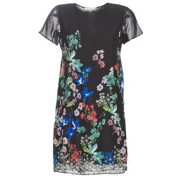 textil Dam Korta klänningar Desigual LORETHA Flerfärgad
