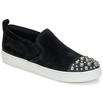 Skor Dam Slip-on-skor Marc by Marc Jacobs GRAND Svart