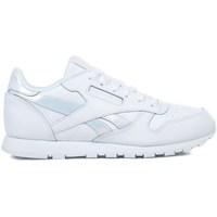 Skor Barn Sneakers Reebok Sport Classic Leather Vit
