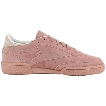 Skor Dam Sneakers Reebok Sport Club C 85 Nbk Rosa