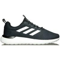 Skor Herr Sneakers adidas Originals Lite Racer Cln Vit,Grafit