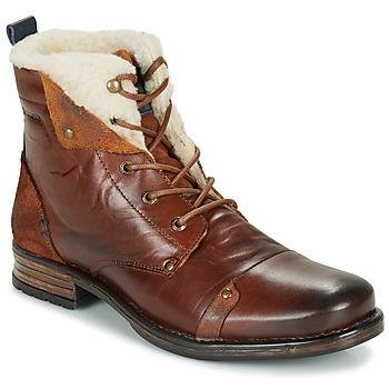Skor Herr Boots Redskins YOUDINE Brun