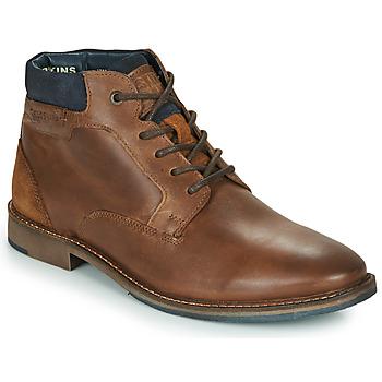 Skor Herr Boots Redskins JAMILO Brun
