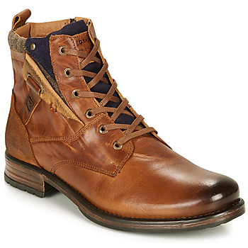 Skor Herr Boots Redskins YLMAZ Cognac