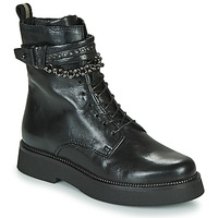 Skor Dam Boots Mjus TRIPLE STRAP Svart