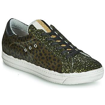 Skor Dam Sneakers Meline  Kaki