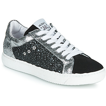 Skor Dam Sneakers Meline PAKITELLE Svart