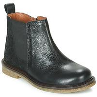 Skor Flickor Boots Aster WAXOU Svart