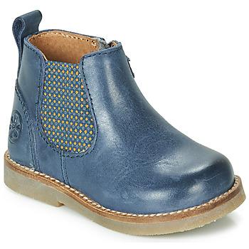 Skor Barn Boots Aster STIC Blå