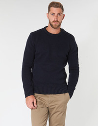 textil Herr Tröjor Schott PLOUTRIDER1 Marin