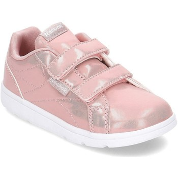 Skor Flickor Sneakers Reebok Sport Reevok Classic Vit,Rosa