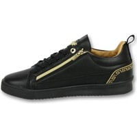 Skor Herr Sneakers Cash Money A Herrskor S Skor Cesar Full Black CMP Svart