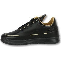 Skor Herr Sneakers Cash Money Sneakers Herrskor Luxury Black Svart