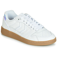 Skor Dam Sneakers Hummel HB TEAM SNOW BLIND Vit