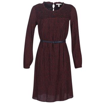 textil Dam Korta klänningar Esprit 099EE1E015-622 Röd