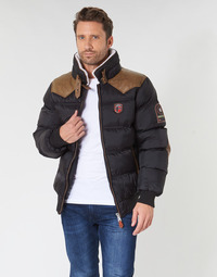 textil Herr Täckjackor Geographical Norway ABRAMOVITCH-NOIR Svart