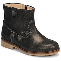 Skor Flickor Boots Pablosky 475157 Brons