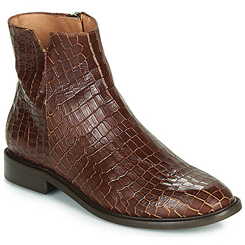 Skor Dam Boots Fericelli LANAELLE Brun