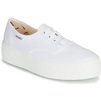 Skor Dam Sneakers Victoria 1915 DOBLE LONA Vit
