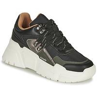 Skor Dam Sneakers Victoria TOTEM NYLON Svart