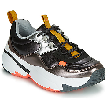 Skor Dam Sneakers Victoria AIRE MULTI Svart