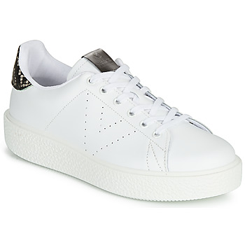 Skor Dam Sneakers Victoria UTOPIA RELIEVE PIEL Vit