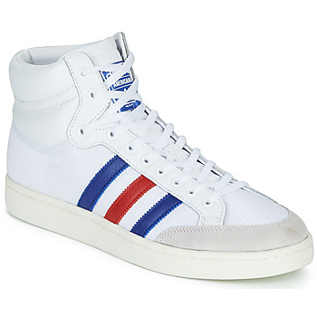 Skor Höga sneakers adidas Originals AMERICANA HI Vit / Blå / Röd