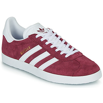 Skor Sneakers adidas Originals GAZELLE Bordeaux