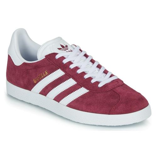 Skor Sneakers adidas Originals GAZELLE Bordeaux