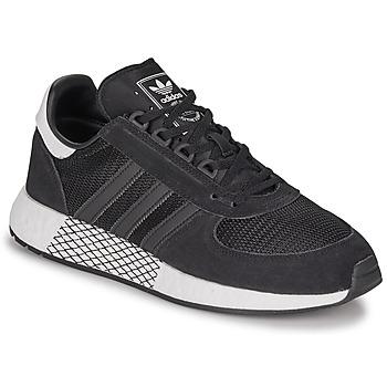 Skor Herr Sneakers adidas Originals MARATHON TECH Svart