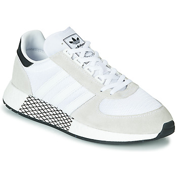 Skor Sneakers adidas Originals MARATHON TECH Vit