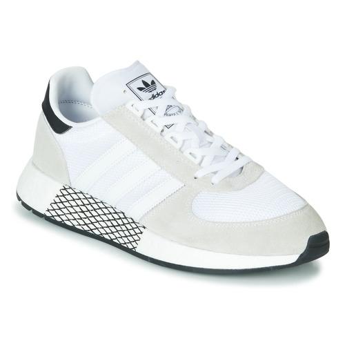 Skor Sneakers adidas Originals MARATHON TECH Vit