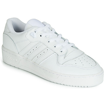 Skor Sneakers adidas Originals RIVALRY LOW Vit